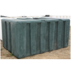750 Gallon Green Portable Utility Tanks