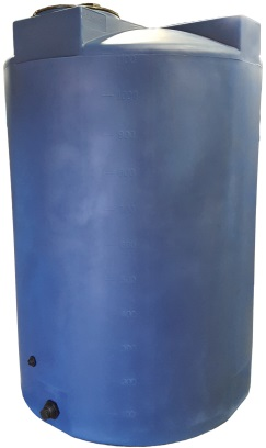 1150 Gallon Emergency Water Storage Tank