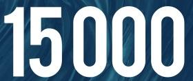 15000 Gallon Plastic Water & Liquid Storage Tanks