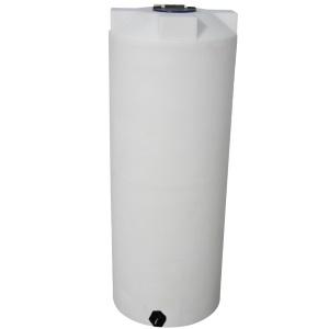 230 Gallon Vertical Plastic Storage Tank