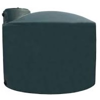 2500 Gallon Norwesco Plastic Potable Water Storage Tank