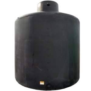 2500 Gallon Norwesco Plastic Potable Water Storage Tank