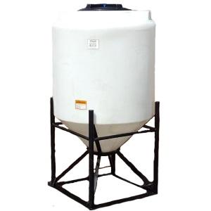 160 Gallon 45 Deg Cone Bottom Tank