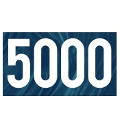 5000 Gallon Plastic Water & Liquid Storage Tanks