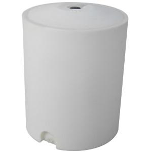 50 Gallon Vertical Plastic Storage Tank