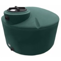1100 Gallon Norwesco Plastic Potable Water Storage Tank
