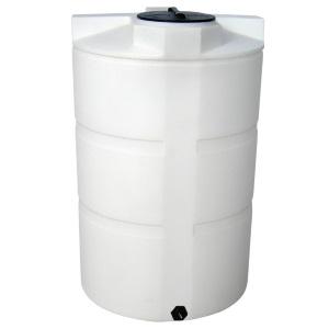 550 Gallon Vertical Plastic Storage Tank