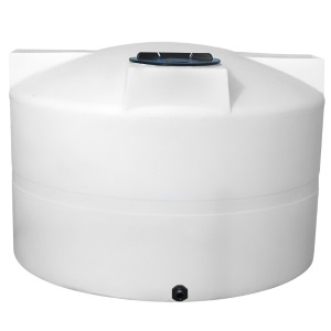 750 Gallon Vertical Plastic Storage Tank