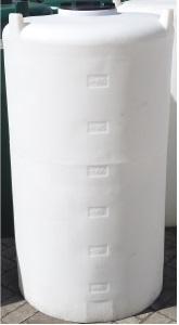 165 Gallon Plastic Water Storage Tank