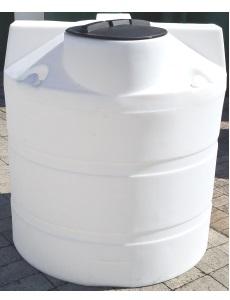 330 Gallon Plastic Water Storage Tank