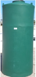 700 Gallon Plastic Water Storage Tank
