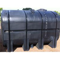 3750 Gallon Ace Roto Mold Horizontal Leg Tank