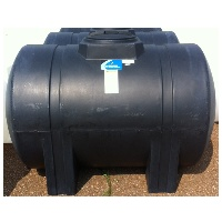 335 Gallon Horizontal Leg Tank