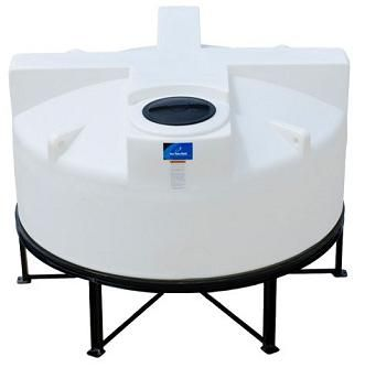 1550 Gallon 30 degree Cone Bottom Tank