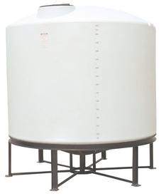 1700 Gallon 15 Degree Cone Bottom Tank