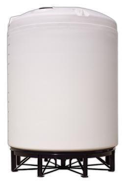 6900 Gallon 15 Degree Cone Bottom Tank