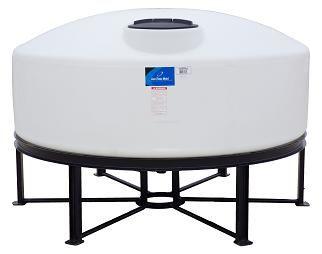 800 Gallon 15 Degree Cone Bottom Tank