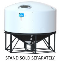 1500 Gallon 30 Degree Cone Bottom Tank
