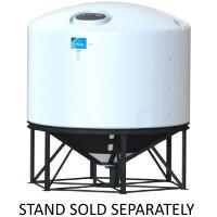 2000 Gallon 30 Degree Cone Bottom Tank