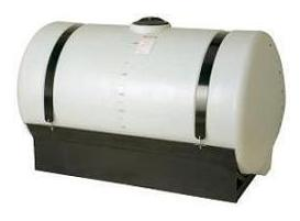 200 Gallon Horizontal Applicator Tank