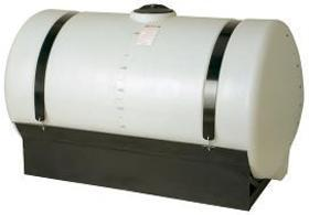 300 Gallon Horizontal Applicator Tank