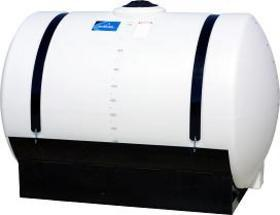 400 Gallon Horizontal Cradle Tank