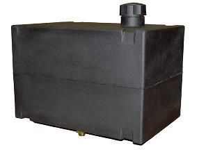6 Gallon Cross Link Plastic Fuel Tank - No Fitting