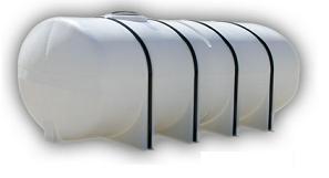 1850 Gallon Horizontal Leg Tank w/ Sump