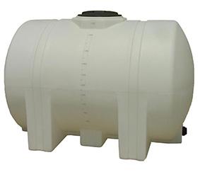535 Gallon Horizontal Leg Tank