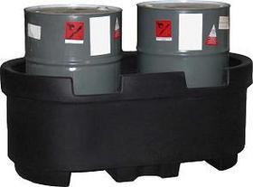55 Gallon Drum Containment - 2 Drum