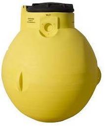 500 Gallon Plastic Septic Pump Tank