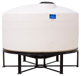 1000 Gallon 15 Degree Cone Bottom Tank