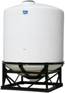 2600 Gallon 30 Degree Cone Bottom Tank
