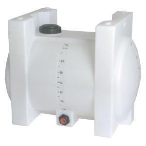 70 Gallon Horizontal Leg Tank