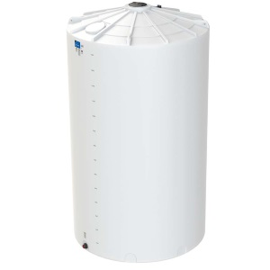 15500 Gallon Gussetted Plastic Tank