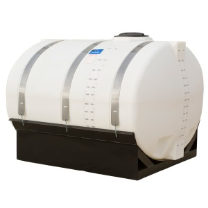 1250 Gallon Elliptical Cradle Tank