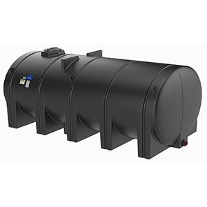 4200 Gallon Freestanding Elliptical Leg Tank