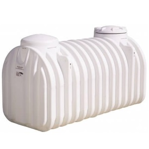 1700 Gallon Underground Water Cistern Storage Tank