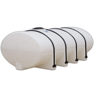 1610 Gallon Horizontal Leg Tank