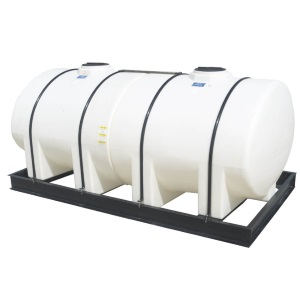 1800 Gallon Horizontal Leg Tank