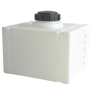 12 Gallon Sumped Rectangular Applicator Tank