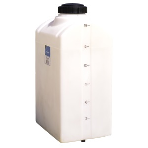 19 Gallon Sumped Loaf Style Applicator Tank