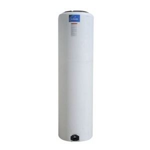135 Gallon Vertical Plastic Storage Tank
