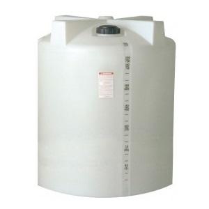 210 Gallon Vertical Plastic Storage Tank