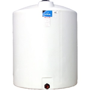 425 Gallon Vertical Plastic Storage Tank