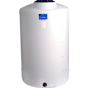 505 Gallon Vertical Plastic Storage Tank