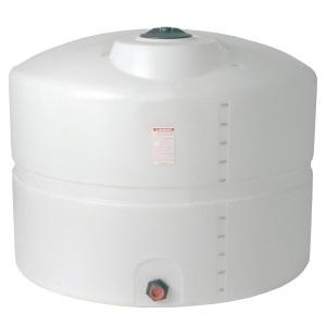 625 Gallon Vertical Plastic Storage Tank