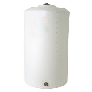 850 Gallon Vertical Plastic Storage Tank