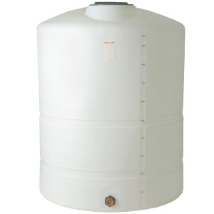 1000 Gallon Vertical Plastic Storage Tank  sc 1 st  Plastic Mart & VT1000-64 | 1000 Gallon Vertical Liquid Storage Poly Tanks | Ace