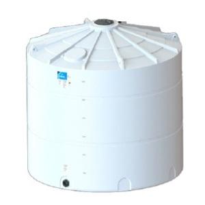 7000 Gallon Vertical Plastic Storage Tank